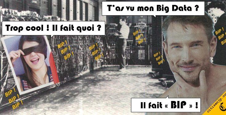 Mister Big & Miss Data